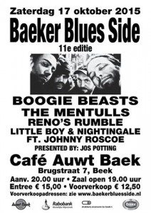 affiche baeker blues side